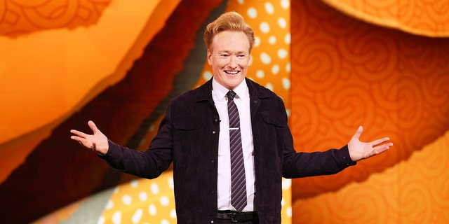 Conan O'Brien revealed that his late-night show was burglarized overnight.