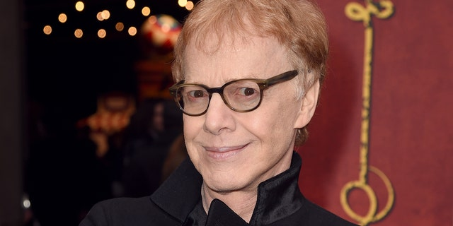 'Happy' is Elfman's first solo effort since he released the album 'So-Lo' in 1984. (Photo by Kevin Winter/Getty Images)