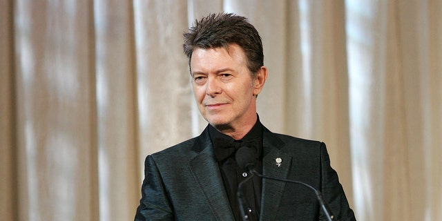 David Bowie died on Jan. 10, 2016, at the age of 69. (Bryan Bedder/Getty Images)