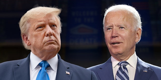 President Trump and former Vice President Joe Biden are competing in the upcoming election on Nov. 3.