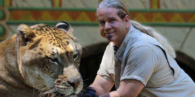 'Tiger King's' Doc Antle charged with animal trafficking, cruelty