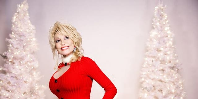 Dolly Parton last released 'Home for Christmas' in 1990 and 'Once Upon a Christmas' with the late Kenny Rogers in 1984.