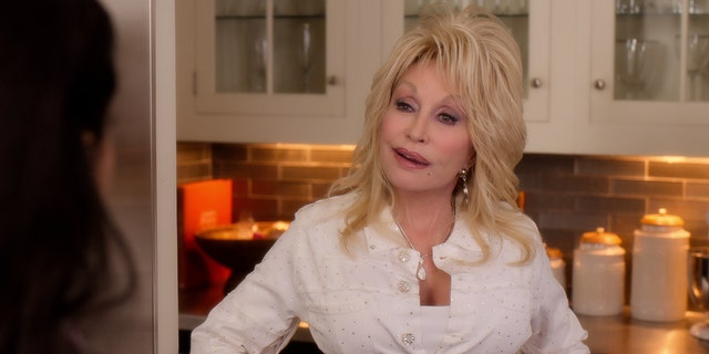 """Dolly Parton's Christmas on the Square"" is coming to Netflix in November 2020."