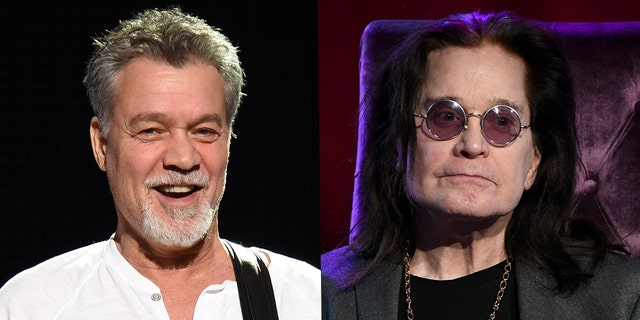 Ozzy Osbourne says Van Halen asked him to be a member of the band.