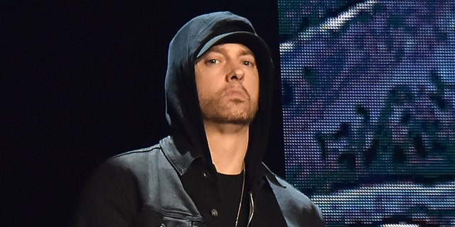 Rapper Eminem has slammed his mother in several songs. (Kevin Mazur/WireImage)