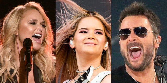 Eric Kerk, Miranda Lambert, Maren Morris and more are taking the stage at the CMA Awards on Nov. 11.