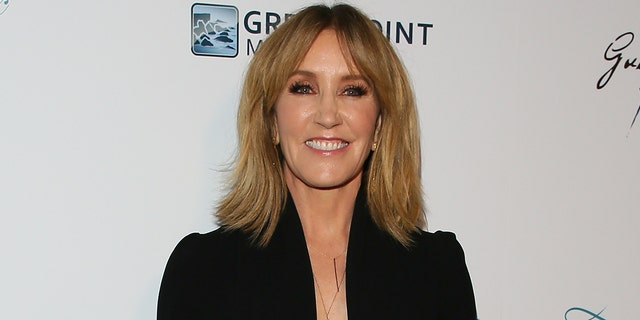 Felicity Huffman has completed her full sentence in the college admissions scandal, a rep confirmed. (Photo by JB Lacroix/WireImage)