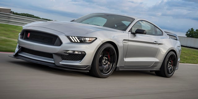 The GT350R is an even higher performance version of the GT350.