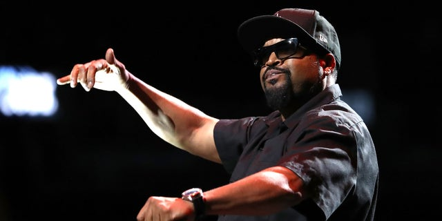 Ice Cube defended his decision to work with Donald Trump.