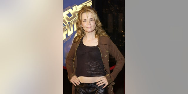 Lea Thompson says she's grateful for her time on 'Back to the Future.'