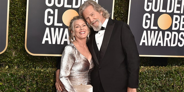 Susan Geston and Jeff Bridges tied the knot in 1977 and share three daughters.