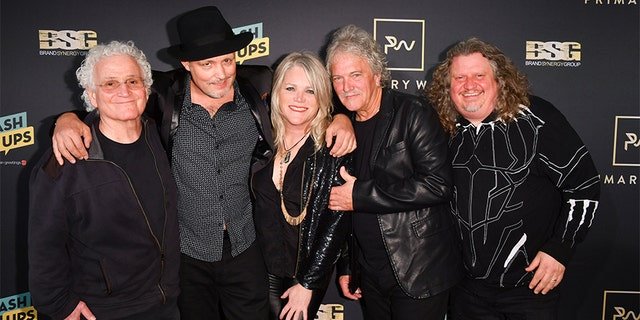 Jefferson Starship attends the 13th Annual Pre-GRAMMY Bash held at The London West Hollywood on February 09, 2019, in West Hollywood, California.