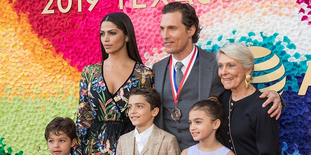 Matthew McConaughey reveals what triggered his father's fatal heart attack