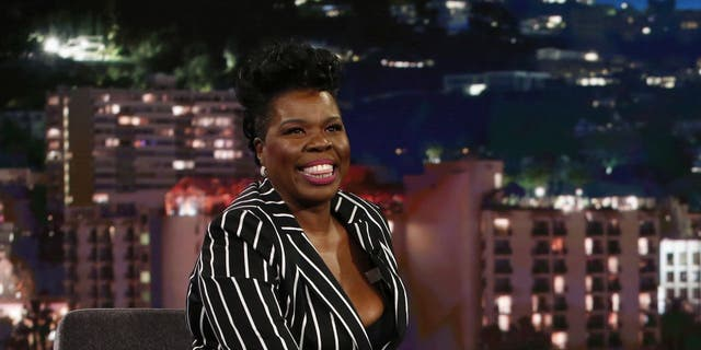 Says Leslie Jones