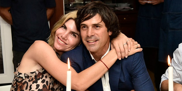 Nacho Figueras and his wife Delfina Blacquier recently hosted the Veuve Clicquot Polo Classic virtually.
