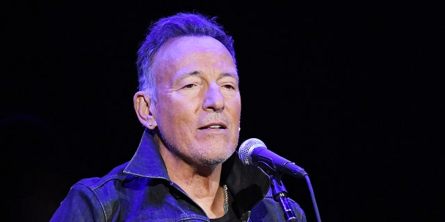 "Bruce Springsteen mocked Donald Trump's family for taking away what makes ""America great."""
