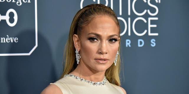 Jennifer Lopez appeared alongside Shakira at the 2020 Super Bowl Halftime Show.