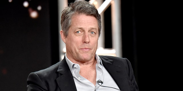Hugh Grant stars in HBO's 'The Undoing' with Nicole Kidman.