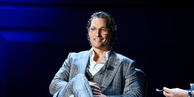 Matthew McConaughey has earned an Oscar, a Golden Globe and two Emmy nominations. He was also nominated for a second Golden Globe. (Photo by Noam Galai/Getty Images for HISTORY)