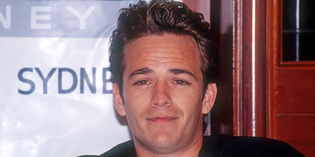 Actor Luke Perry died in March 2019 after a massive stroke.