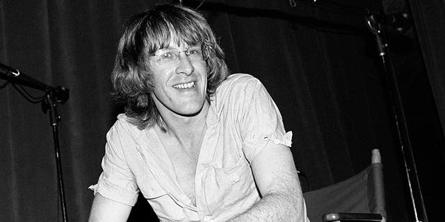 Paul Kantner of Jefferson Starship at the taping of the Robert Klein Radio Hour at RCA Studios in New York City on November 20, 1979.