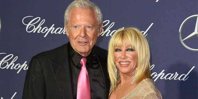 Alan Hamel and Suzanne Somers have been married since 1977.