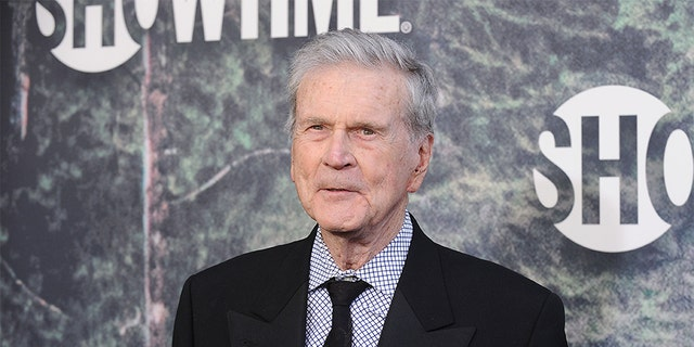 Actor Don Murray, pictured here in 2017, has worked with notable directors, including Franco Zeffirelli, Francis Ford Coppola and David Lynch.