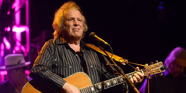 Singer Don McLean is the composer behind 'American Pie.'