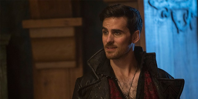"Colin O'Donoghue famously played Captain Killian ""Hook"" Jones on the TV show ""Once Upon a Time."""