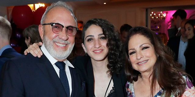 Gloria Estefan and her husband Emilio Estefan, left, have been married since 1978 and share two children, including Emily (center).