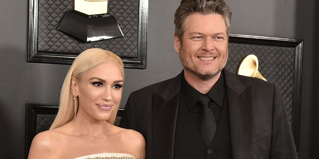 Gwen Stefani and Blake Shelton got engaged in October.