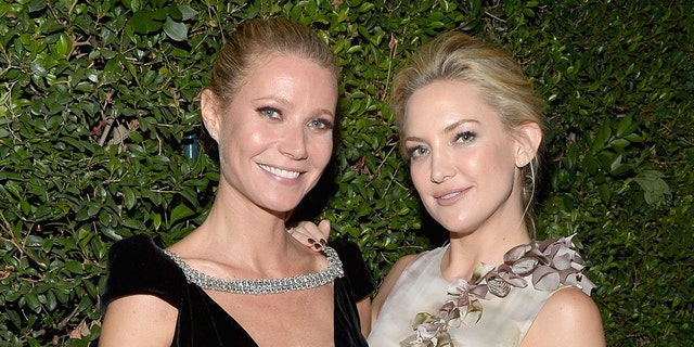 Gwyneth Paltrow and Kate Hudson previously dished on their best and worst on-screen kisses.