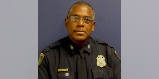 Houston police Sgt. Harold Preston, a 41-year veteran of the force, died Oct. 20 and another officer was wounded when a suspect opened fire during a domestic violence call, authorities say. (Houston Police Department)