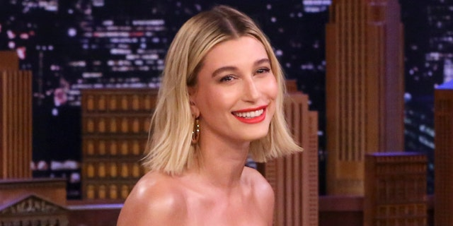 Hailey Baldwin says she has restricted her social media to protect her mental health.