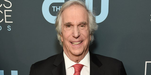 Henry Winkler is known for his long career hin Hollywood, notably playing The Fonze on 'Happy Days.' (Photo by Michael Kovac/Getty Images for Champagne Collet)