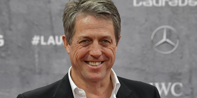 English actor Hugh Grant said he's done playing charming characters.