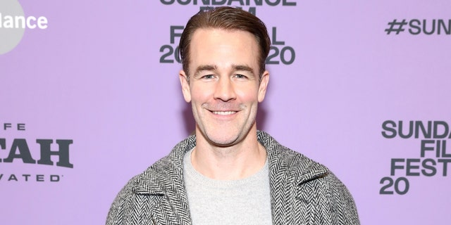 James Van Der Beek said part of the reason he and wife Kimberly moved their family to Texas was due to two late-term pregnancy losses they had suffered in recent years. (Photo by Cindy Ord/Getty Images)