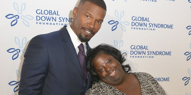 Jamie Foxx said the death of his sister DeOndra Dixon in October was 'abrupt.' (Photo by Thomas Cooper/Getty Image)