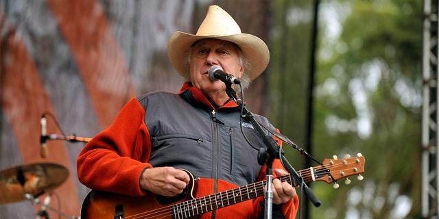 Country Singer, Oneonta Native Jerry Jeff Walker Dies