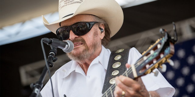 Singer-composer Johnny Bush performs on stage during Willie Nelson's 46th annual picnic on July 4 at the Austin360 Amphitheater on July 4, 2019 in Austin, Texas.  He died at the age of 85 on October 16, 2020.