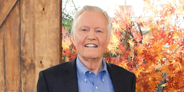 Jon Voight released a video calling for unity while praising Donald Trump.
