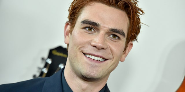 "KJ Apa stars as an immune essential worker during the ""COVID-23"" pandemic in the romantic thriller ""Songbird."""