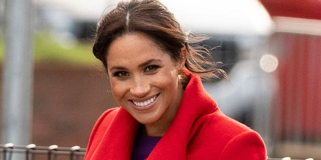 Meghan, Duchess of Sussex, became a member of the British royal family when she married Prince Harry in 2018.