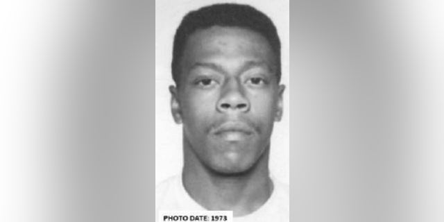 A mugshot photo of Lester Eubank in 1973, the year he escaped from the custody of the Ohio Department of Corrections.