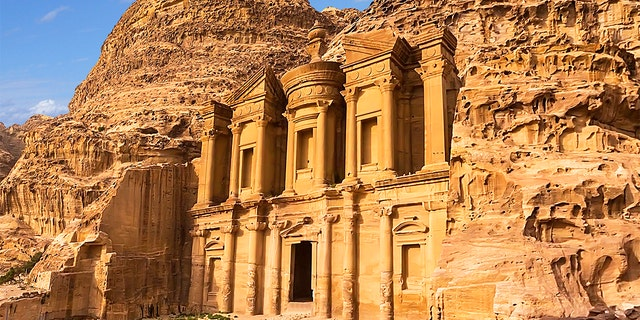 "Petra, Jordan, is at the top of Lonely Planet's second edition of the ""Ultimate Travel List."" (iStock)"