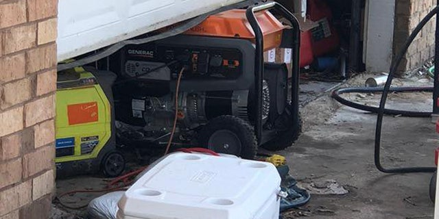 Officials in Louisiana are warning about generator safety as power remains out from Hurricane Delta. A total of 9 deaths from Hurricane Laura were linked to carbon monoxide poisoning from a generator.