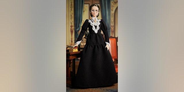 Mattel added a Susan B. Anthony doll to its Inspiring Women line. (Mattel)