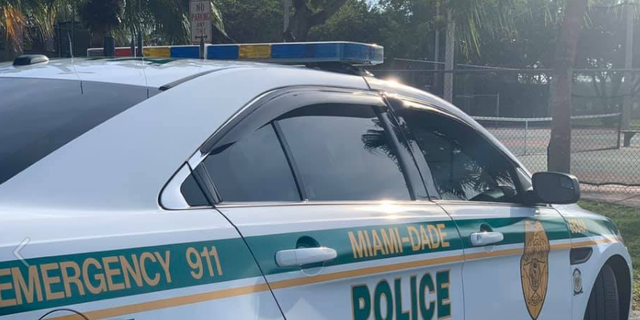 A Miami-Dade police report said Florida Highway Patrol responded to a crash on the Palmetto Expressway Sunday afternoon.