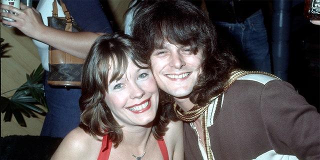 Michael and Pamela Des Barres.