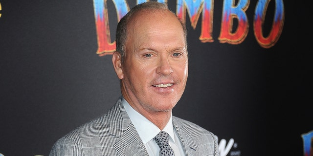 Michael Keaton declared Joe Biden the winner of the first presidential debate.